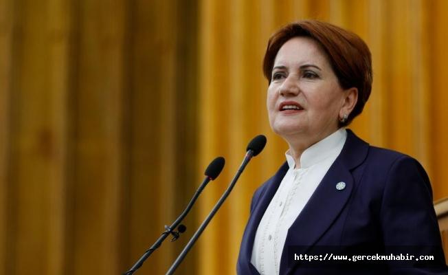 Meral Akşener: 2023'te Erdoğan'ın seçilmesi imkansız