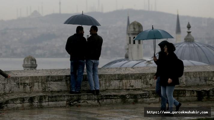 Meteoroloji'den İstanbul ve 19 kente uyarı