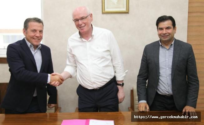 Odunpazarı ve MİGROS arasında sözleşme imzalandı