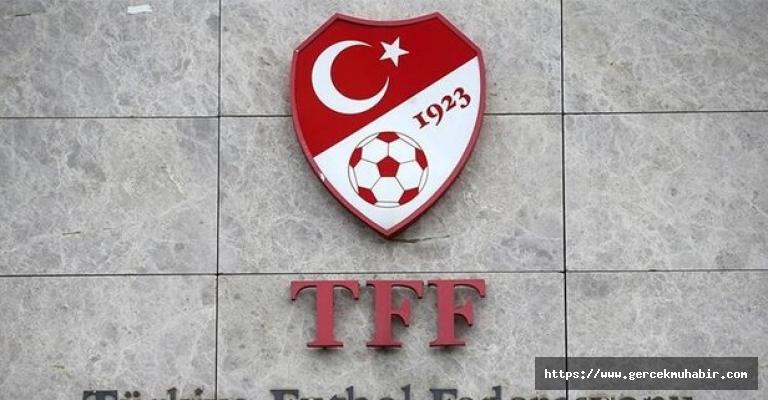 TFF Yargıtay Başkanı ve AKP'li ismin oğlu için kural çiğnedi