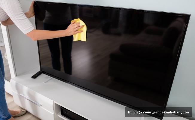 Bilgisayar ve televizyon ekranları nasıl temizlenir?