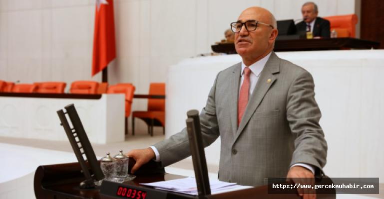 CHP'li Mahmut Tanal'dan ABD Başkanı Donald Trump hakkında suç duyurusu!