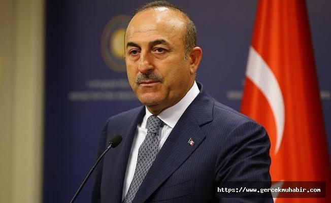 """Dışişleri Bakanı Çavuşoğlu: """"Kürtler bizim düşmanımız değil"""""""