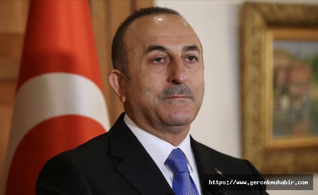 Dışişleri Bakanı Çavuşoğlu: Suriye rejimine haber verdik