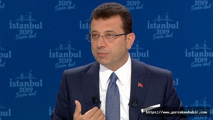 Ekrem İmamoğlu: Hedefimiz, İstanbul'u lider şehir yapmak!