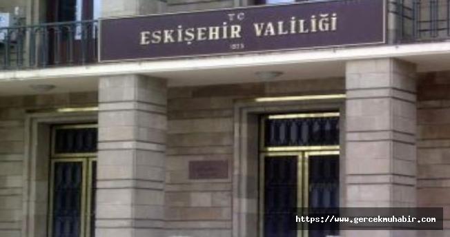 Eskişehir Valiliği'nden, Barış Pınarı Harekâtı ile ilgili protesto eylemlerine 15 günlük yasak