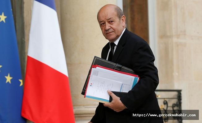 Fransa Dışişleri Bakanı, 'Barış Pınarı Harekâtı' üzerine IŞİD karşıtı koalisyonu acil toplantıya çağırdı