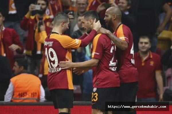 Galatasaraylı oyuncu Beşiktaş derbisi öncesi cezalı duruma düştü