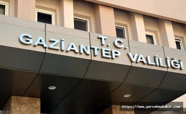 Gaziantep'te 30 günlük eylem yasağı