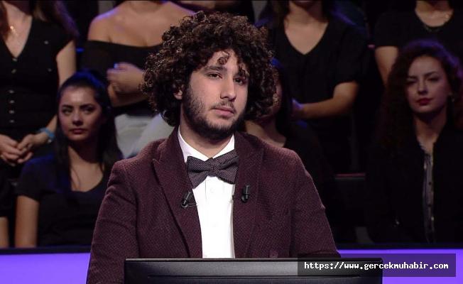 'Kim Milyoner Olmak İster' yarışmasında tarihi gece! 1 milyon TL'lik soruyu doğru yanıtladı
