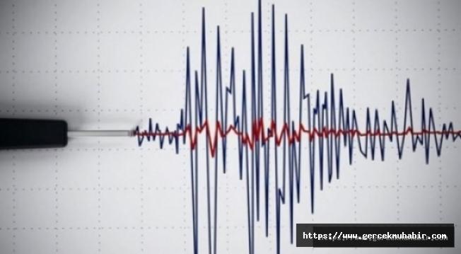 Marmaris'te korkutan deprem