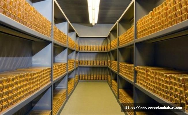 Merkez Bankası'ndan rekor altın alımı