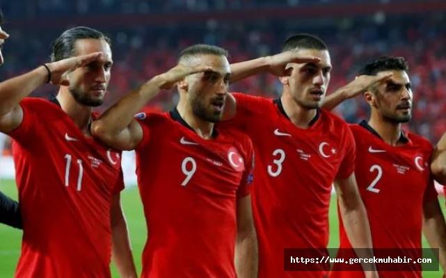 Millilerden Mehmetcik'e selam!