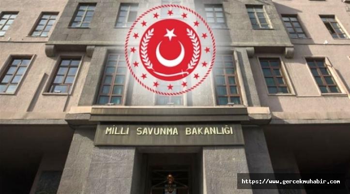 MSB: PKK/YPG'li teröristler son 36 saatte 14 taciz/saldırı gerçekleştirdi