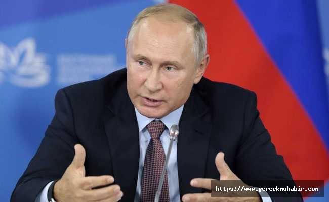 Putin'den Barış Pınarı Harekatı'yla ilgili ilk açıklama