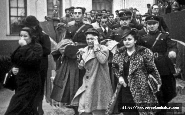 10 Kasım 1938 Atatürk'ün vefatında yayınlanan görüntüler