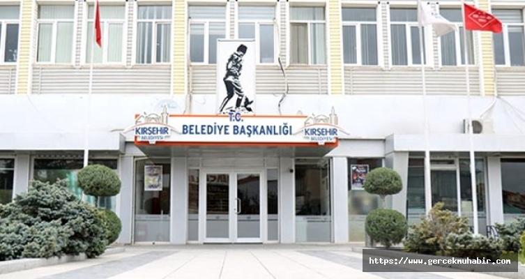 Kırşehir'de AKP'den kalan borçlar için icra takibi başlatıldı!