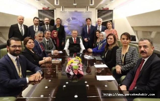 Erdoğan: Mektubu Sayın Trump'a takdim edeceğim