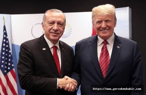 """Erdoğan: """"Trump samimi bir çaba içinde"""""""