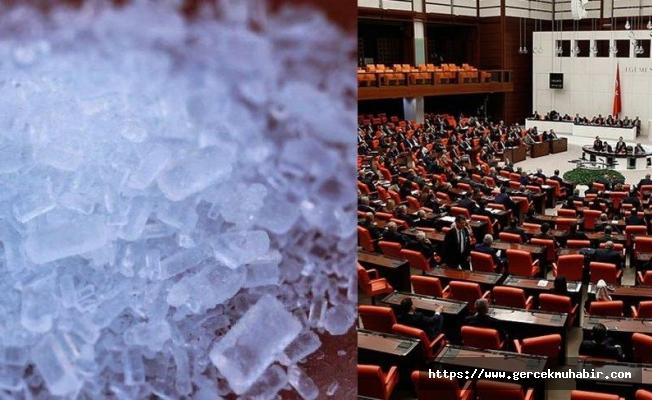 MHP'nin siyanür teklifi 4 aydır Meclis'te bekliyor!