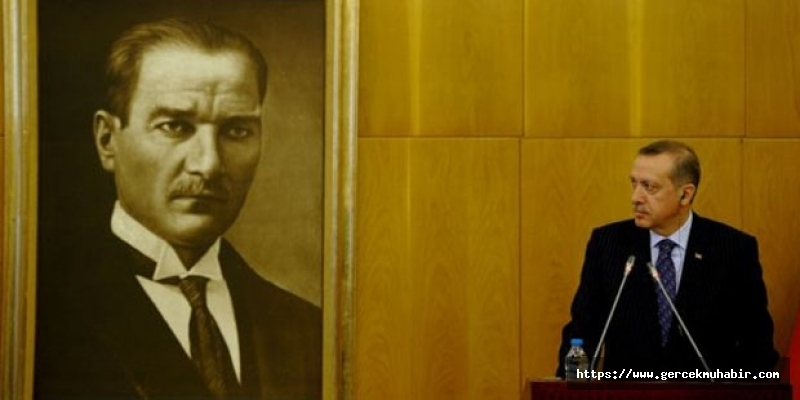 """Murat Yetkin: Mecbur kaldığında """"Gazi"""" diyen Erdoğan da """"Atatürk"""" demeye başladı"""