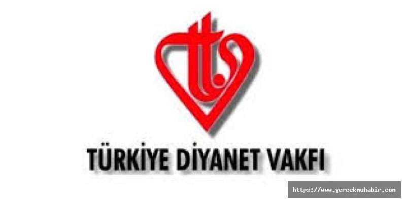 Türkiye Diyanet Vakfı'na büyük rakamlı para akışı!