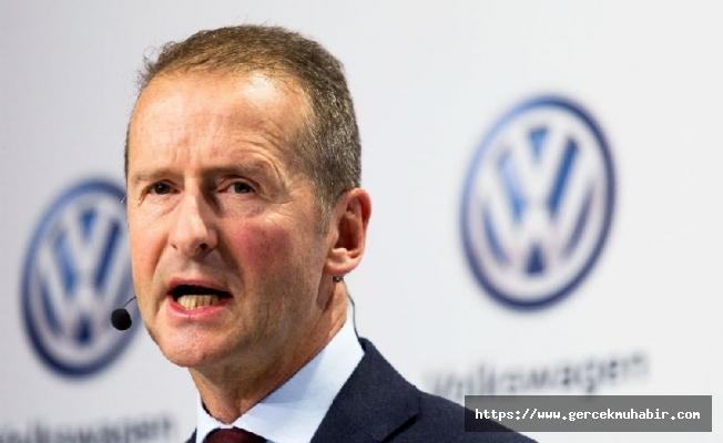 Volkswagen'in CEO'sundan kritik Türkiye açıklaması