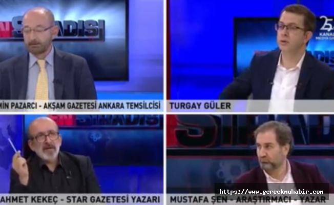 Yandaş Ahmet Kekeç'ten Alevi kökenli CHP'liler için skandal sözler
