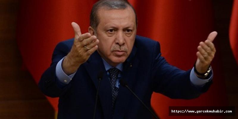 AKP'li Cumhurbaşkanı Erdoğan, eski yol arkadaşlarını dolandırıcılıkla suçladı