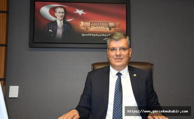 Ayhan Barut, Tufanbeyli Belediyesi ile ilgili iddiaları Meclis gündemine taşıdı