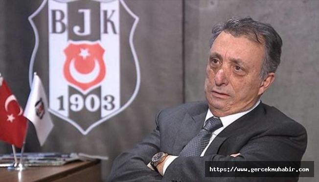 Beşiktaş Başkanı Ahmet Nur Çebi Avrupa'dan men tehlikesine dikkat çekti
