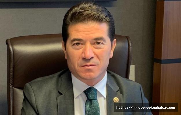 CHP'li Kaya: ''Çeşmelerden Su yerine Çamur Akıyor''