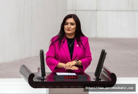 """CHP'li Kılıç, TOKİ'deki """"Ali cengiz oyunlarını"""" Meclis'te tek tek anlattı"""