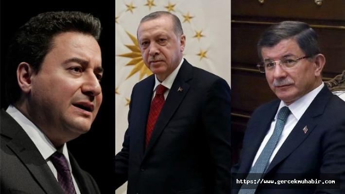 Davutoğlu ve Babacan'a giden destekle birlikte AKP'de çatlak derinleşiyor: İstifalar peş peşe!