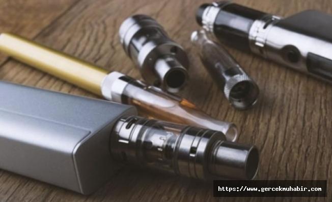 Elektronik sigara kullanıcılarına bir kötü haber daha!