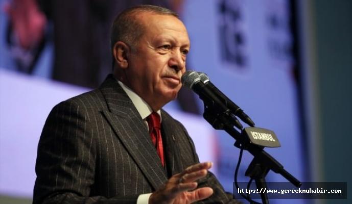 Erdoğan: '' Müslümanlar kendi aralarında zekat müessesini çalıştırmıyor''