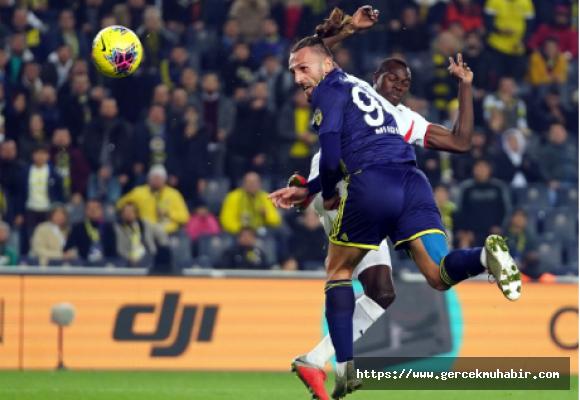 Fenerbahçe Kadıköy'de Farklı Kazandı!