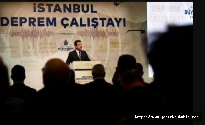 İmamoğlu'ndan: 'Kanal İstanbul' bir cinayet projesidir açıklaması!