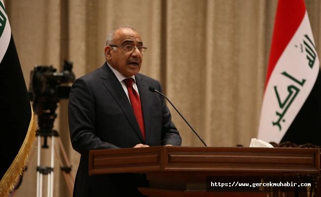 Irak Başbakanı Adil Abdulmehdi'nin istifası onaylandı