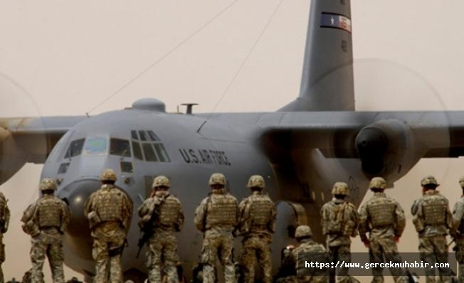 Irak'taki askeri üsse saldırı!