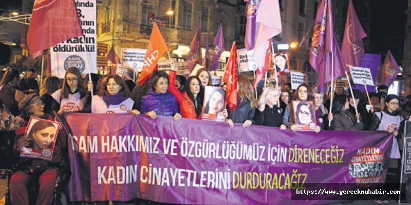 Kasım Ayı Raporu Açıklandı: 39 Kadın Öldürüldü