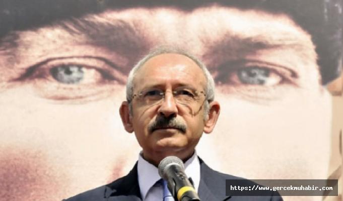 Kılıçdaroğlu: Siyasetin kirlilikten arınması için buna ihtiyaç var