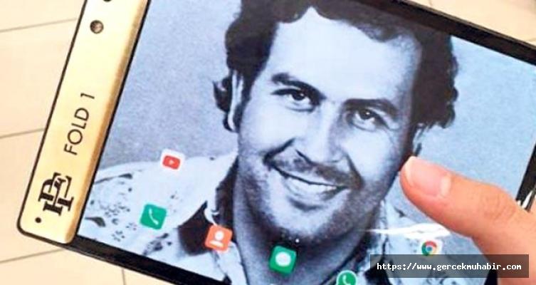 Uyuşturucu baronu Pablo Escobar'ın kardeşi akıllı telefon üretti
