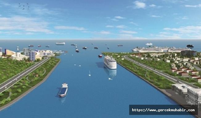 """ABD'li finans devi Kanal İstanbul'a talip; """"Politik ve çevresel boyutları ile ilgilenmiyoruz"""""""