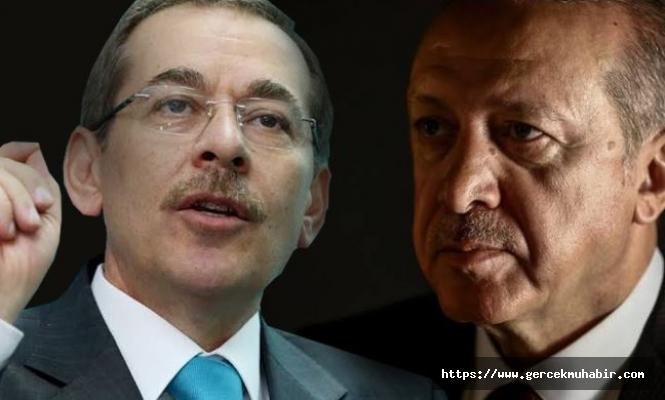 Abdüllatif Şener: Tayyip Erdoğan seçimi iptal etmeyi bile düşünebilir