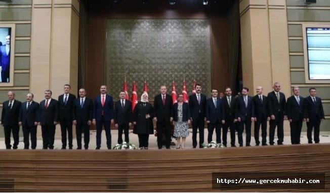 Ankara'da Gündem Kabine Revizyonu