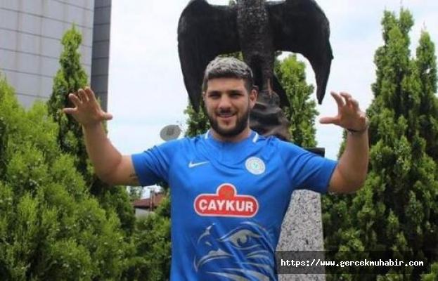 Çaykur Rizespor, El Kabir'in sözleşmesini feshetti