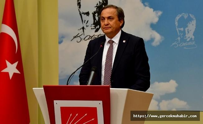 """CHP'li Torun: """"Köylü kullandığı 2/B arazisini satın alamıyor"""""""