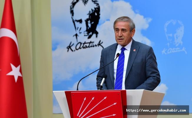CHP'li Kaya: Eğitim Çalıştayı'nın Sonuç Bildirgesini açıkladı