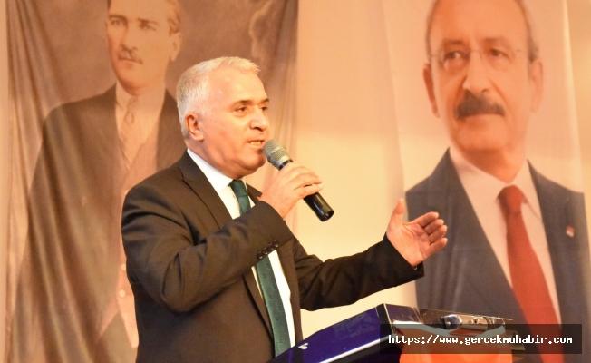 CHP'li Yeşil: AKP 17 Yılda 932 Milyar TL Faiz Ödedi